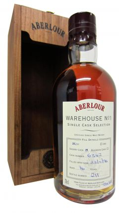 Aberlour - Single Cask Selection #6342 - 1996 16 year old Whisky