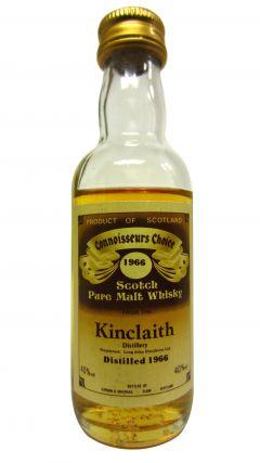 Kinclaith (silent) - Connoisseurs Choice Miniature - 1966 Whisky