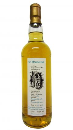 St. Magdalene (silent) - Single Cask #2893 - 1982 21 year old Whisky