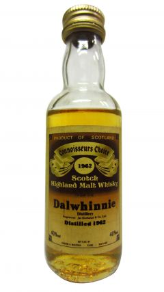 Dalwhinnie - Connoisseurs Choice Miniature - 1962 Whisky