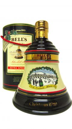Bells - Decanter Christmas 1989 8 year old Whisky