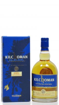 Kilchoman - Whisky Show 2010 - 2007 3 year old Whisky
