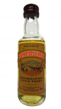 Drumguish - Single Highland Malt Miniature Whisky