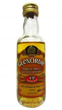 Glen Ord - Scotch Single Malt Miniature 12 year old Whisky