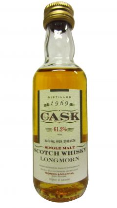 Longmorn - Cask Strength Miniature - 1969 23 year old Whisky