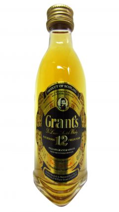 William Grant's - Grant's Miniature 12 year old Whisky
