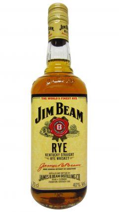 Jim Beam - Rye - Yellow Label 4 year old Whisky