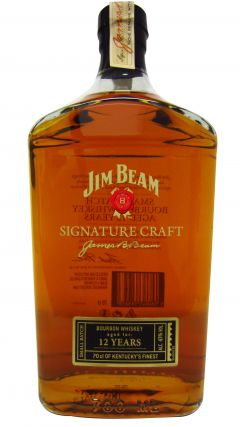 Jim Beam - Signature Craft Small Batch 12 year old Whisky