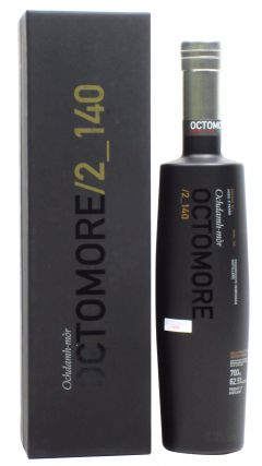 Bruichladdich - Octomore 2 _140 - 2004 5 year old Whisky