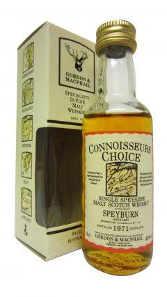 Speyburn - Connoisseurs Choice Miniature - 1971 Whisky