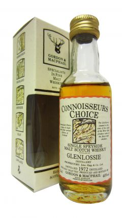 Glenlossie - Connoisseurs Choice Miniature - 1972 Whisky