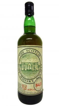 Glendullan - SMWS Scotch Malt Whisky Society 84.1 - 1979 10 year old Whisky