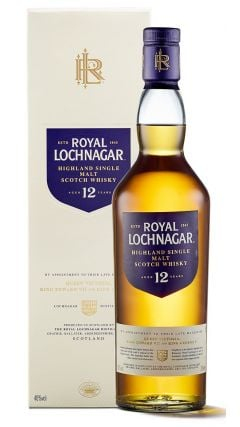 Royal Lochnagar - Highland Single Malt 12 year old Whisky