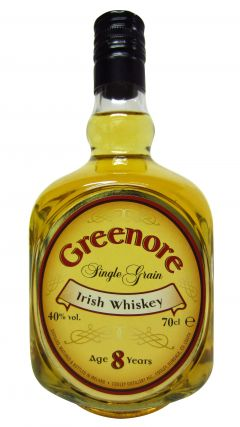 Greenore - Single Grain Irish (old bottling) 8 year old Whisky