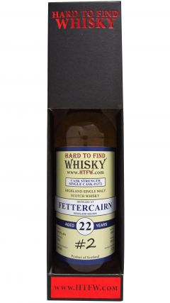 Fettercairn - Hard To Find Whisky #2 - 1989 22 year old Whisky