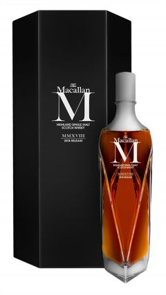 Macallan - M Decanter - 1824 Master Series 2018 Whisky