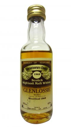 Glenlossie - Connoisseurs Choice Miniature - 1968 Whisky