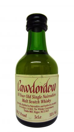 Royal Brackla - Cawdordew Miniature 18 year old Whisky