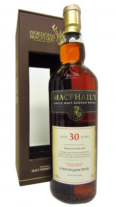 Macphail's - Single Malt Scotch 30 year old Whisky