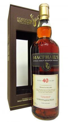 Macphail's - Single Malt Scotch 40 year old Whisky