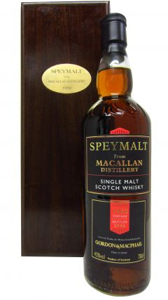 Macallan - Speymalt - 1950 55 year old Whisky