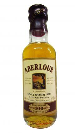 Aberlour - Original Strength Miniature Whisky