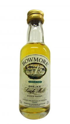 Bowmore - Legend Miniature (unboxed) Whisky