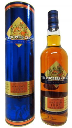 Glen Elgin - The Coopers Choice - 1995 17 year old Whisky