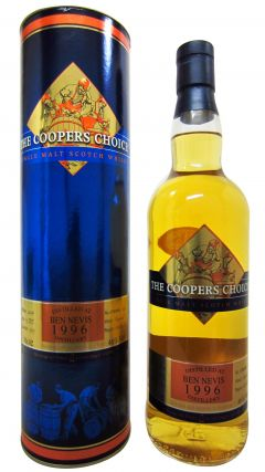 Ben Nevis - The Coopers Choice - 1996 17 year old Whisky