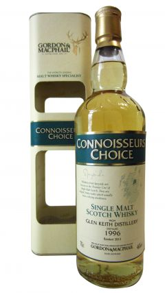 Glen Keith - Connoisseurs Choice - 1996 17 year old Whisky