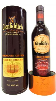 Glenfiddich - Cask of Dreams Nordic Oak Edition 14 year old Whisky
