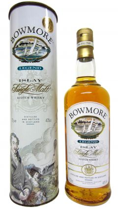 Bowmore - Legend St. Ives Whisky