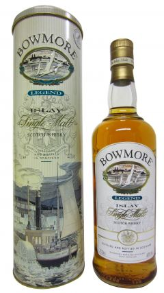 Bowmore - Legend The Devil in The Church Whisky