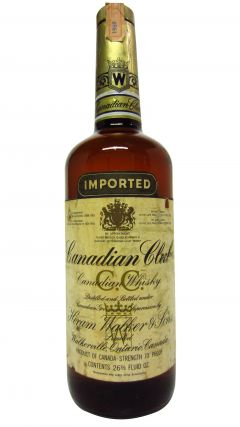 Canadian Club - Imported Blended Canadian - 1969 Whisky