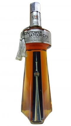 Wiser's - Opening of The CN Tower Canada - 1970 Whisky