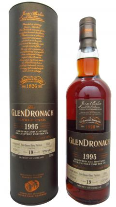 GlenDronach - Single Cask #3326 (UK Exclusive) - 1995 19 year old Whisky