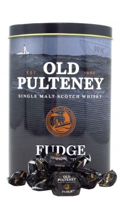 Old Pulteney Whisky Fudge Gift Set (Hard To Find Whisky Edition)