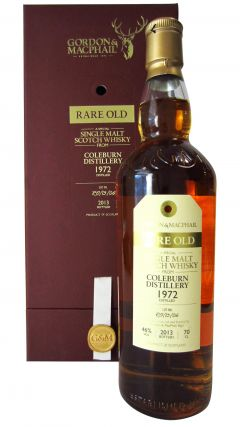 Coleburn (silent) - Rare Old - 1972 41 year old Whisky