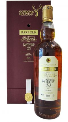 Glencraig (silent) - Rare Old - 1975 37 year old Whisky