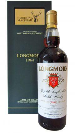 Longmorn - Speyside Single Malt Scotch - 1964 50 year old Whisky