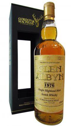 Glen Albyn (silent) - Highland Single Malt - 1976 36 year old Whisky