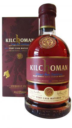 Kilchoman - Port Cask - 2011 3 year old Whisky