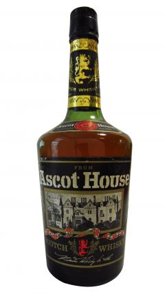 Blended Whisky - Ascot House 3 year old Whisky