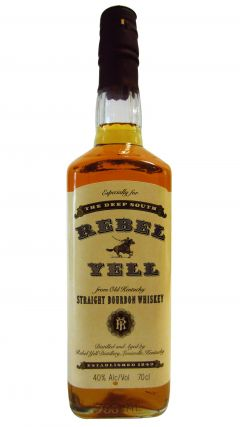 Rebel Yell - Straight Bourbon Whiskey