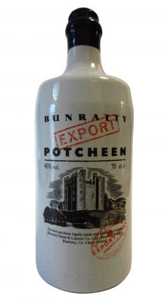 Bunratty - Potcheen Export Only (old bottling) Whisky