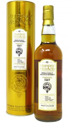 Tomintoul - Murray McDavid Mission Gold Limited Release - 1967 48 year old Whisky