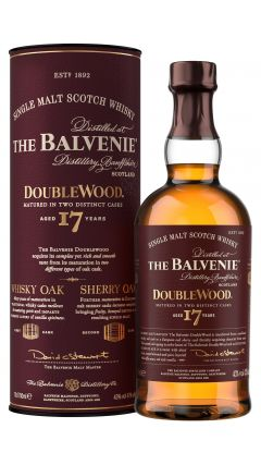 Balvenie - DoubleWood Single Malt 17 year old Whisky