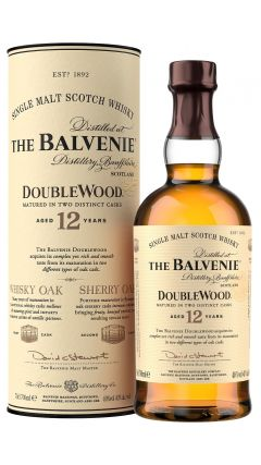 Balvenie - Doublewood Single Malt 12 year old Whisky