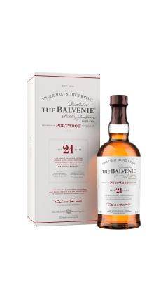 Balvenie - Port Wood 21 year old Whisky