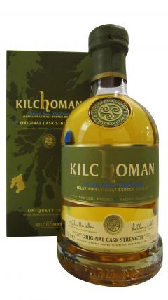 Kilchoman - Cask Strength - 2009 5 year old Whisky